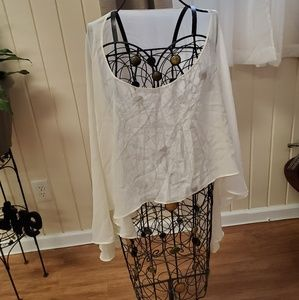 Dresses - Hi - low cover up